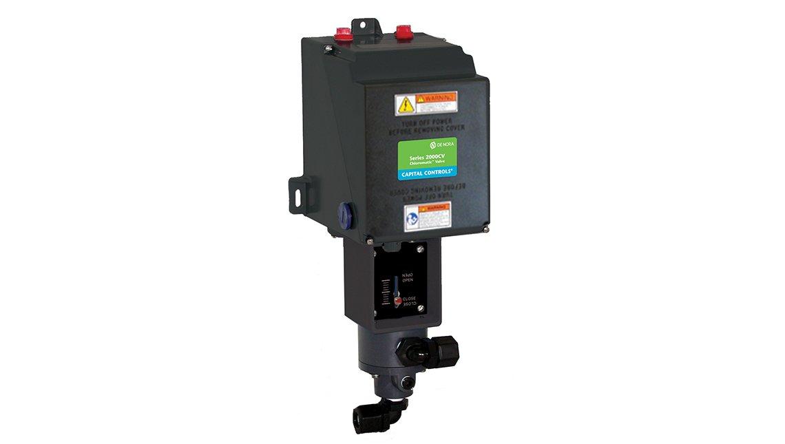 صمام التحكم الآلي بالغاز  كلوروماتيك طراز 2000CV