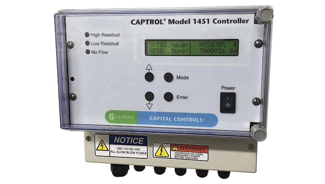 المتحكم كابترال طراز 1451