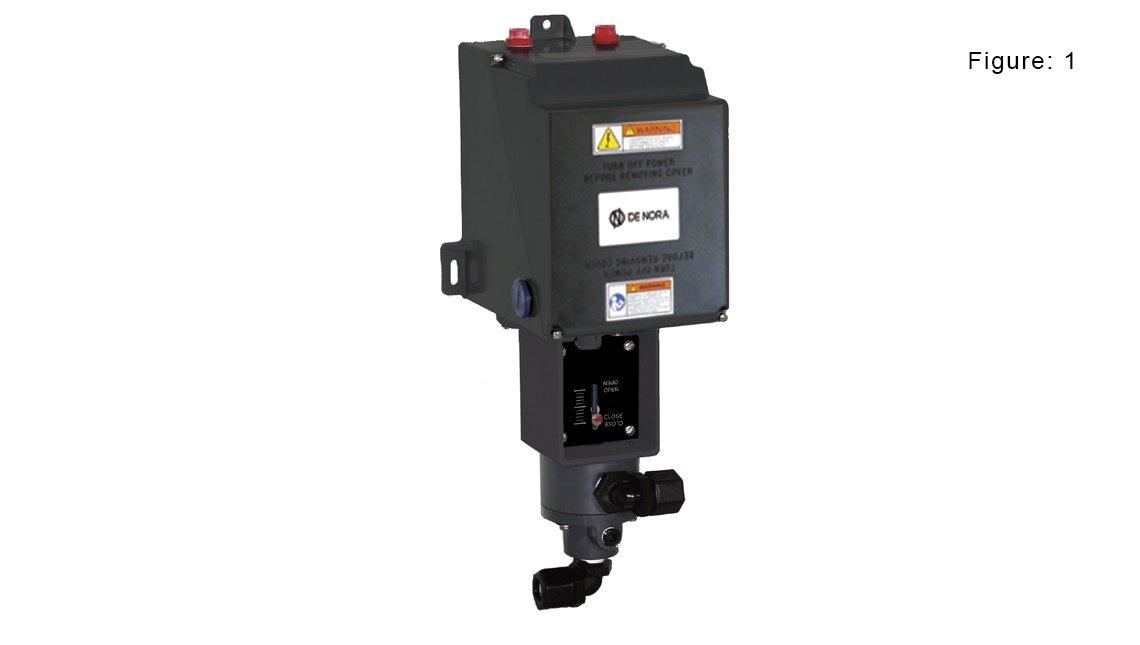 الصمام الآلي للتحكم في الأمونيا المضغوطة طراز 70AV2000