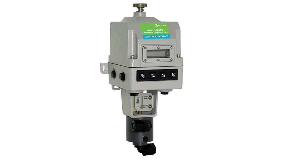 الصمام الآلي الذكي كلوروماتيك طراز 3000CV