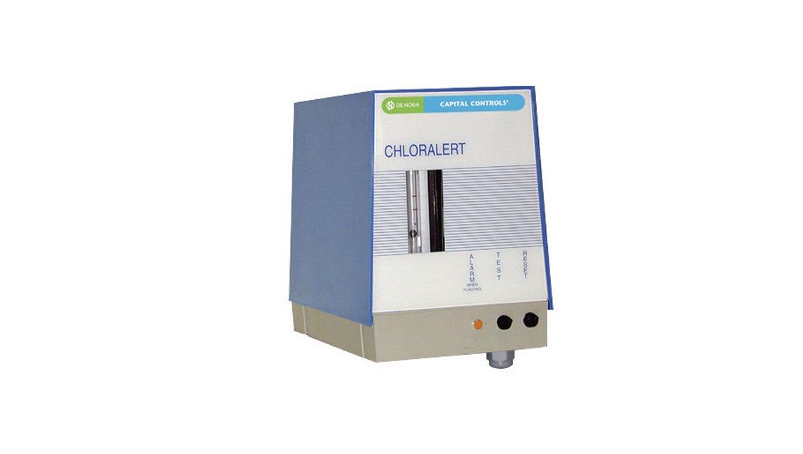 جهاز كشف التسريب كلور أليرت طراز T17CA4000