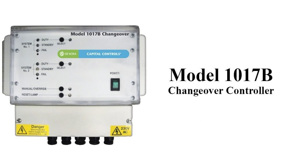 Model 1017B Automatic Switchover DN