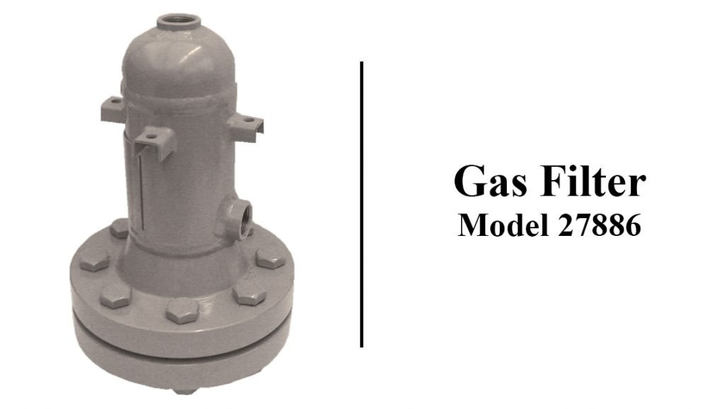 Gas Filters MODEL 27886