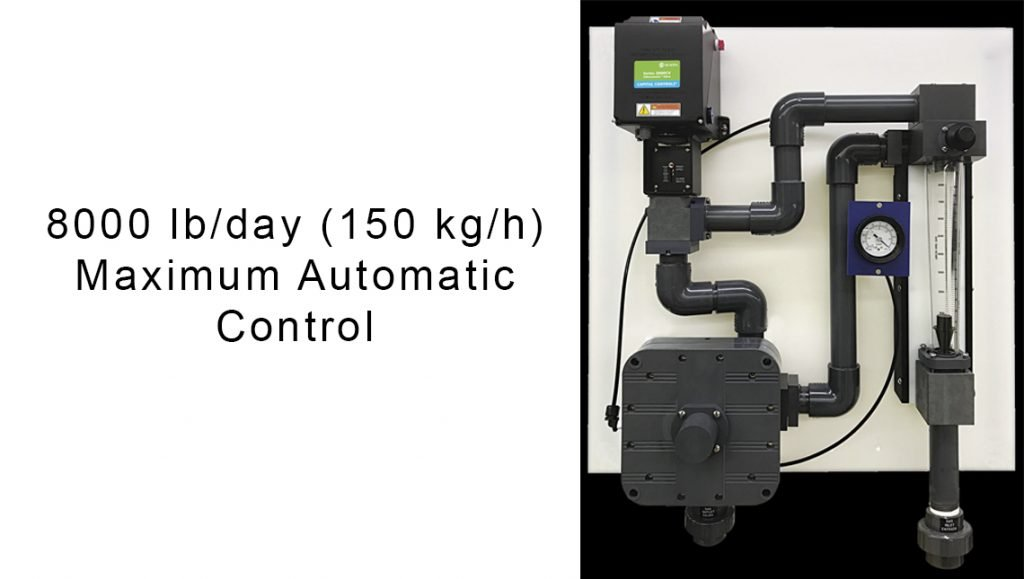 8000WP Maximum Automatic Control