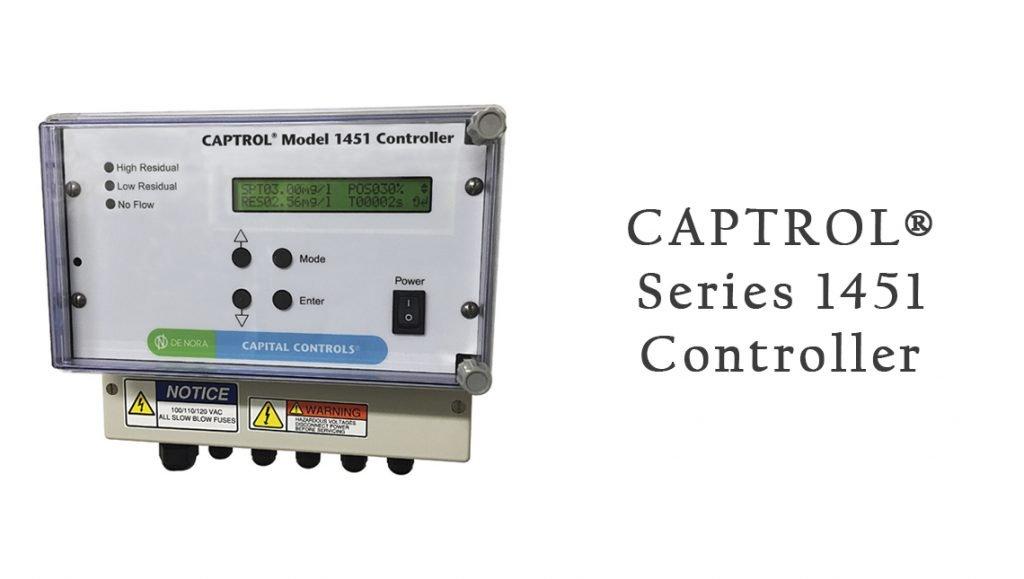 CAPTROL® Series 1451 controller