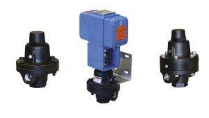 Gas Pressure Reducing Valve Series 71P11A