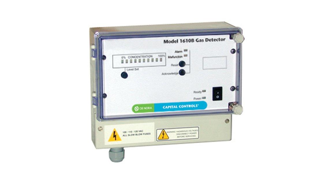1610B gas detector