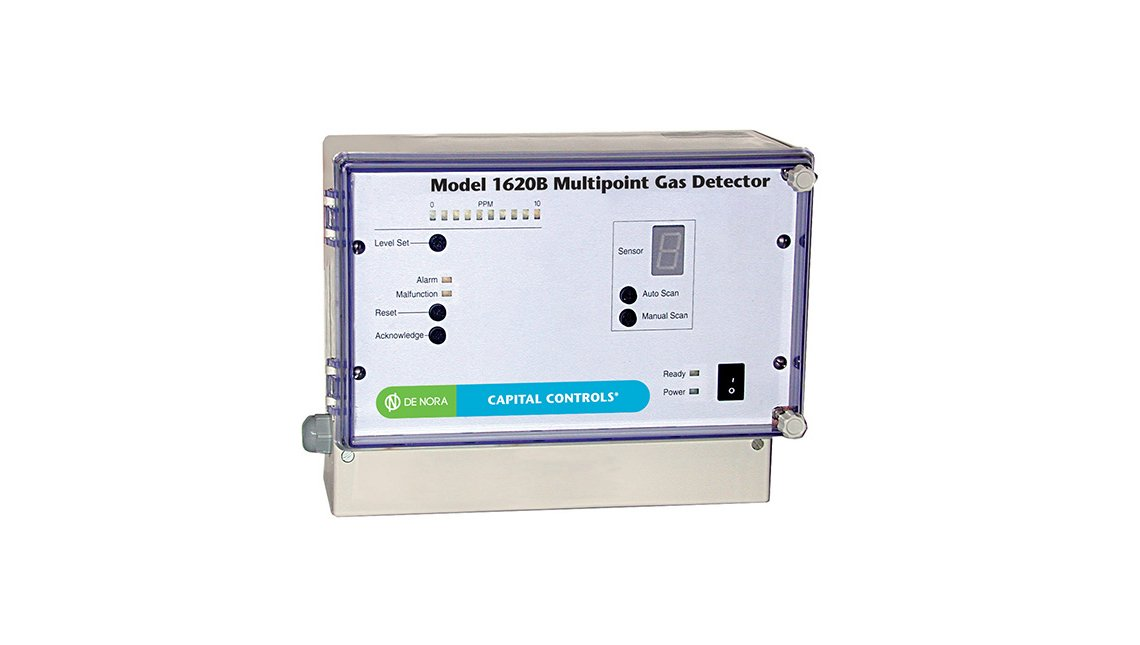 1620B Gas detector