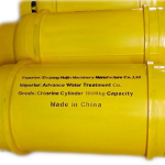 Ton Chlorine Container