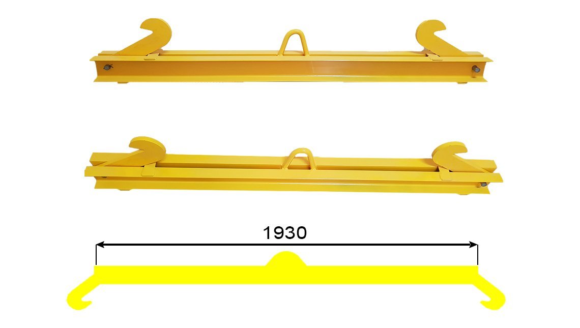 Ton Container Lifting bar