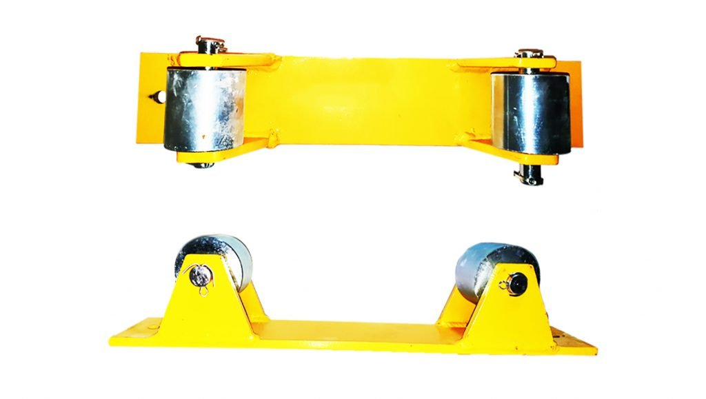 Ton container Trunnions