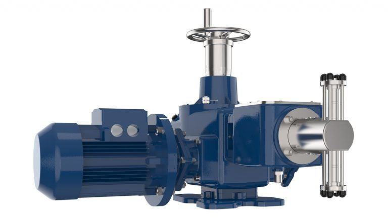 Dosing Pump NEXA KN2 plunger Man-Reg