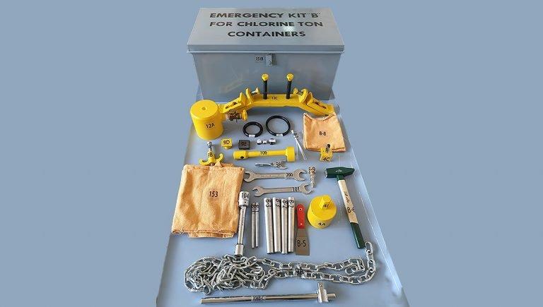 Emergency kit type B AWT